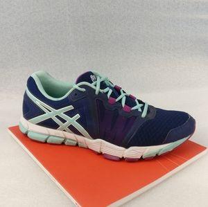 ASICS WOMEN trail/run/walk shoes 9us
